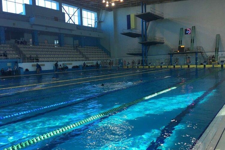 Волинський спортсмен став чемпіоном України з плавання