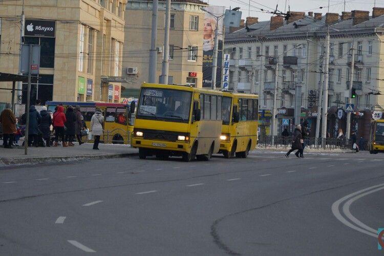 У Луцьку відновили маршрутку №19: тепер вона їздитиме до Сапогового