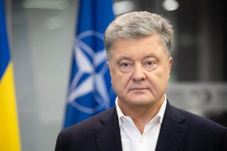 Порошенко: «План дій щодо членства – це не лише добровільні зобов'язання України, це зобов'язання й Альянсу»