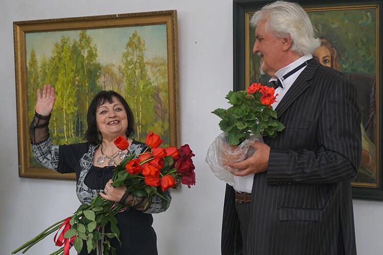 Кому дякує народна художниця України за найпотаємніші куточки Волині (ФОТО, ВІДЕО)
