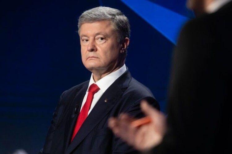 Петро Порошенко: «Якби підприємці не вийшли на протест, пом'якшення карантину б не було»