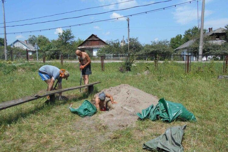На Волині під Берестечком знайшли останки 42 німецьких солдатів