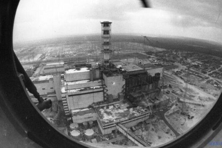 Сьогодні 34 річниця аварії на Чорнобильській АЕС. День пам'яті