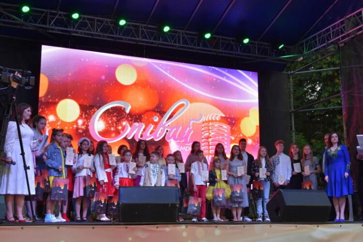 У Луцьку визначено переможців вокального проєкту «Співай за мрію-2»