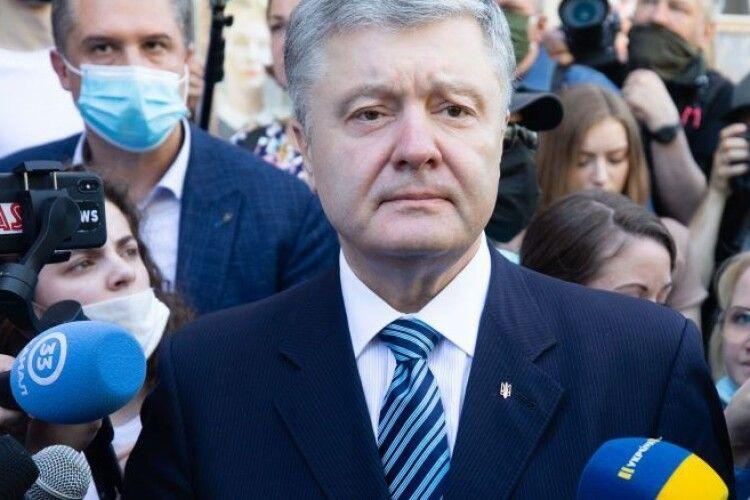 Петро Порошенко в ефірі CNN: дякую  партнерам за чіткі сигнали  проти політичних переслідувань (відео)