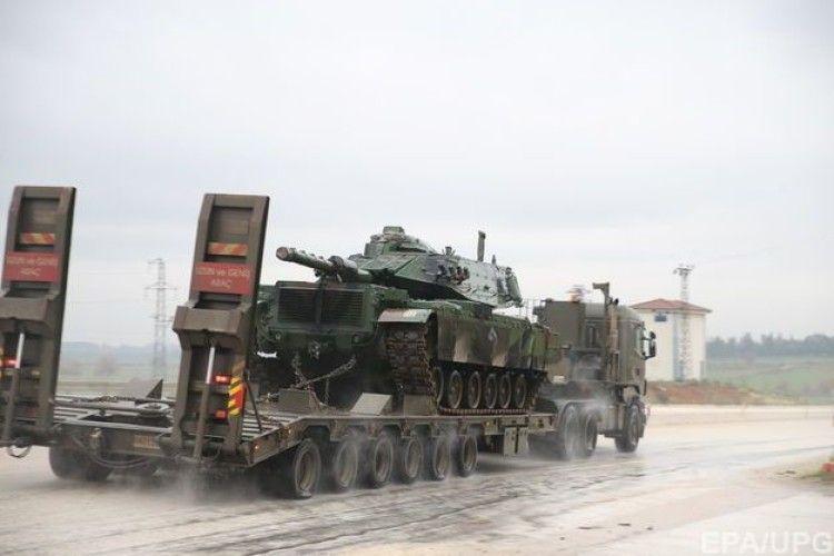 Туреччина готує наступ на сирійських курдів