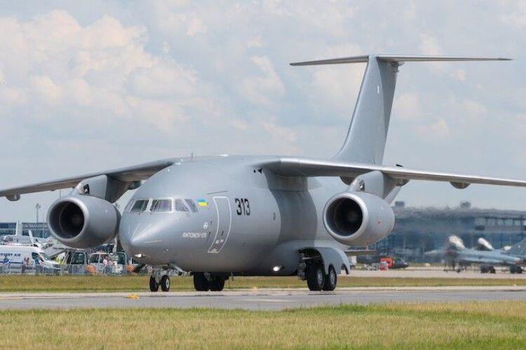 У канадському Квебеку складатимуть українські літаки Ан-74ТК-200