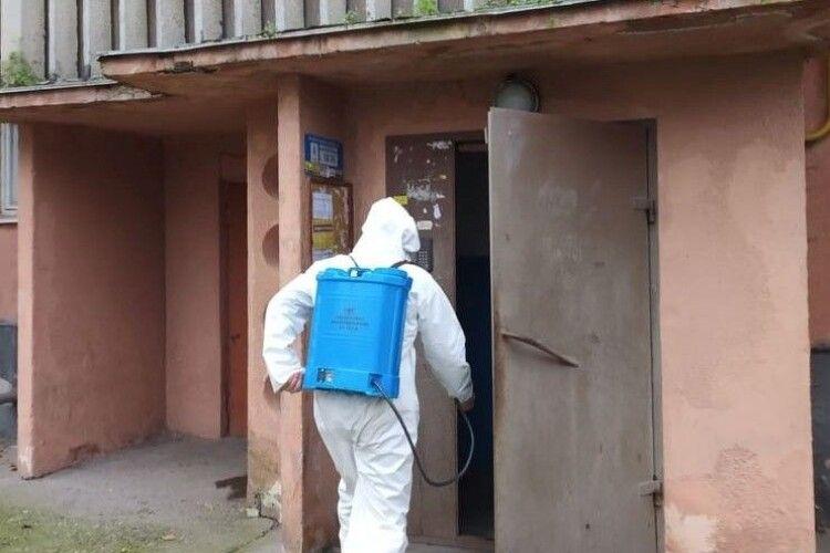 За тиждень у волинських медзакладах має бути 1000 ліжок з «киснем»