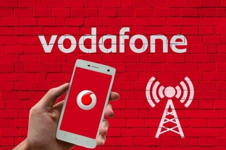 «Vodafone Україна» обіцяє клієнтам, які постраждали від збоїв у роботі компанії, по півгодини безплатних дзвінків