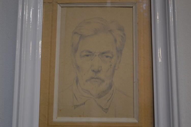 Автопортрет. 1928.