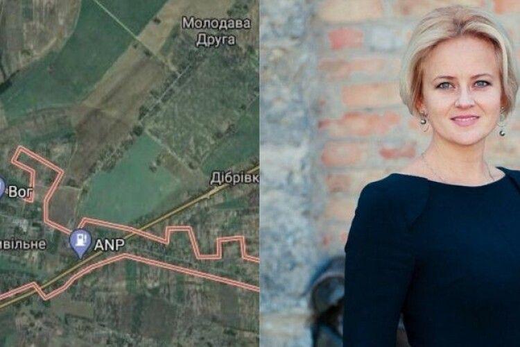 У селі на Рівненщині німці знімуть фільм про кохання