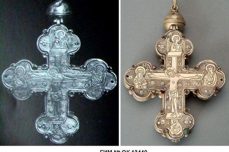 Археолог знайшов у каталозі московського музею десятки предметів з Києво-Печерської лаври