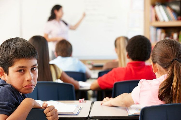Чому вАмериці батьків так рідко запрошують до школи?