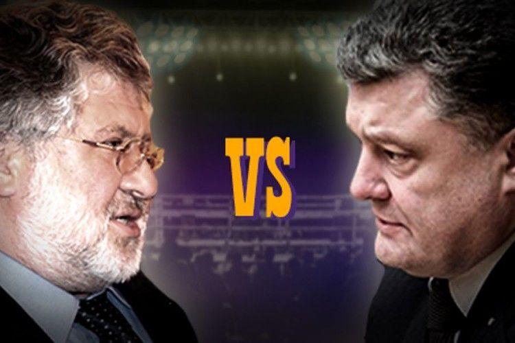 У другий тур виходять Порошенко та… Коломойський*