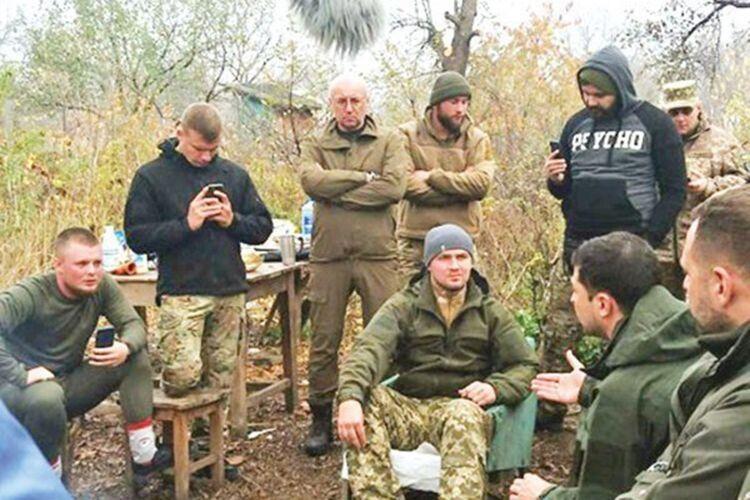 Кремль та Зеленський роблять із добровольців ворогів