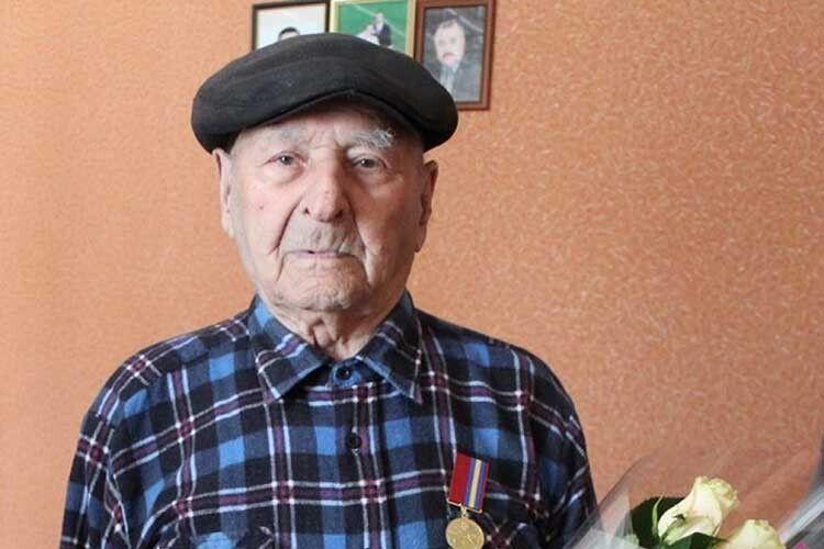 97-річний партизан Іван Лукашик, який визволяв Волинь: «Дали кожному знас автомат, 450патронів, 3гранати…»
