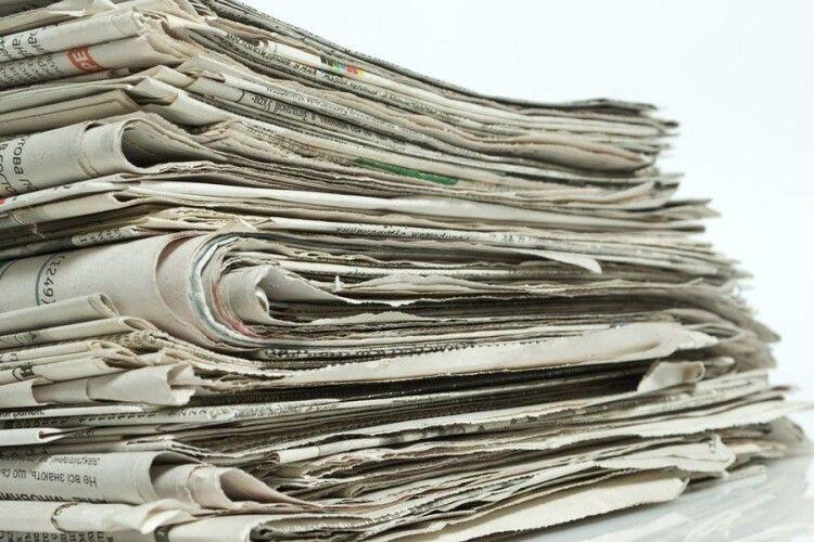 «Слуги народу» не хочуть, щоб всі всеукраїнські газети і журнали виходили українською мовою, – В'ятрович