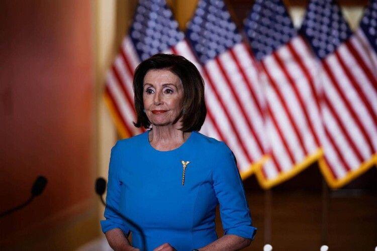 Порошенко: «Переобрання Ненсі Пелосі спікером Палати Представників США – гарна новина для України»