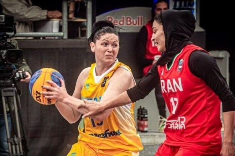 Баскетбол: українки перемогли та не здобули олімпійської кваліфікації