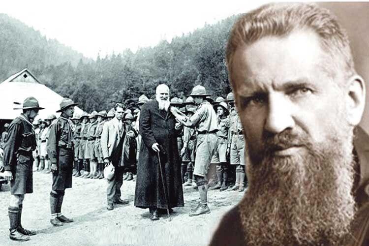 Написав «Папі Гітлера», що німецький режим —  «відверто диявольський»