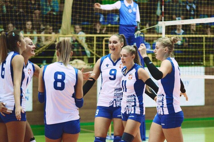 Волейбол: у жіночій Суперлізі відбудеться останній тур. Анонс