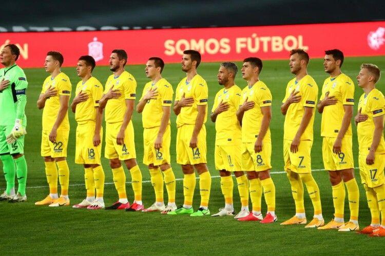 У відборі до ЧС-2022 збірна України зіграє з чинними чемпіонами світу французами