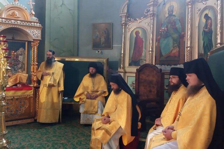 На Волинь з Афону приїхали православні ченці і паломники (Фото)