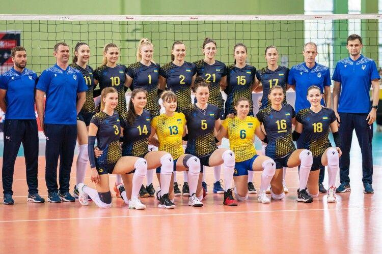 Українські волейболістки стартують в «Золотій Євролізі» (Анонс)