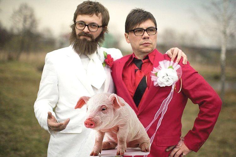 Лесик підсунув Дзідзю свиню