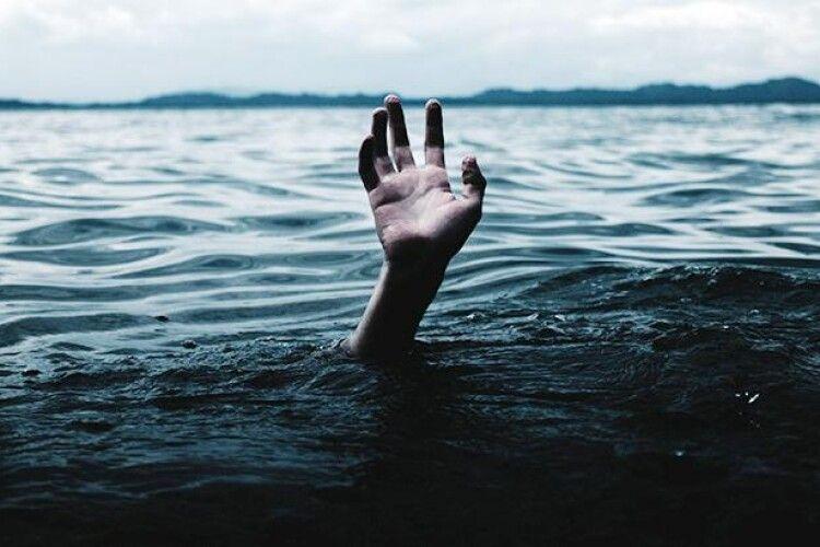 Трагедія на волинській водоймі