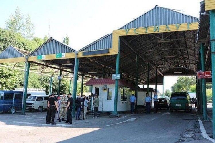 Начальника митного поста «Устилуг» Оникійчука відсторонили від роботи