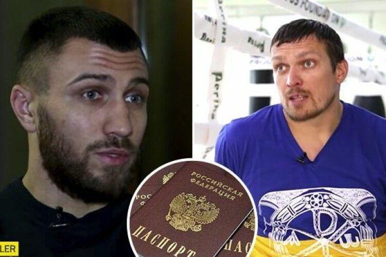 Ватникам Усику і Ломаченку Путін готовий надати громадянство