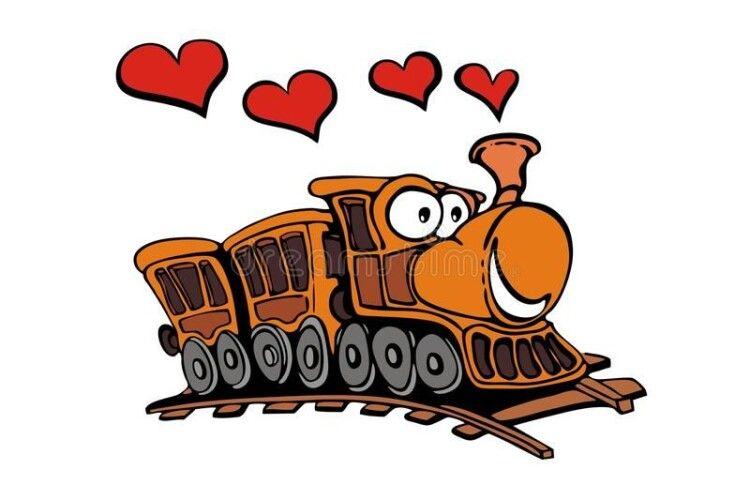Рівненський Ромео, щоб помиритись жінкою, замовив поїзд (Відео)