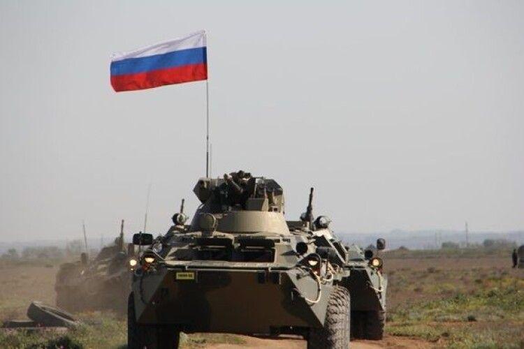 Дві третини кордону уразливі до вторгнення РФ