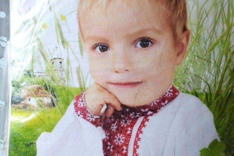Загублений хлопчик з Горохівщини розповів, як пережив ніч в болоті (Відео)