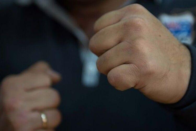Двоє горохівчан заявили в поліцію, що їх відгамселили невідомі