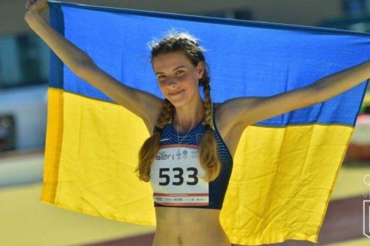 Українка встановила світовий рекорд зі стрибків у висоту (Відео)