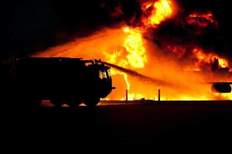 У Польщі сталася пожежа в будинку, де проживали заробітчани – один українець загинув