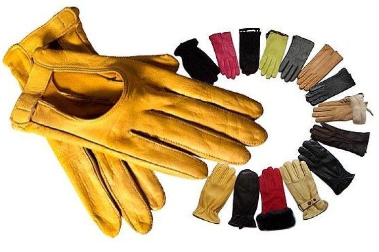 Як випрати шкіряні рукавички