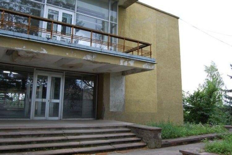 За скільки хочуть продати колишній обкомівський готель «Круча» у Луцьку