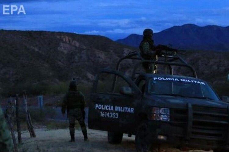 УМексиці бойовики наркокартелю пішли наштурм міста