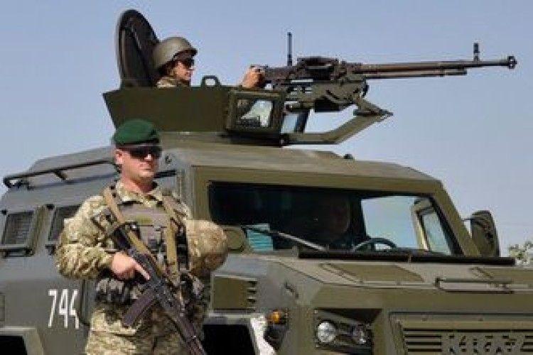 Проросійські бойовики, ймовірно, знову випробовували лазерну зброю