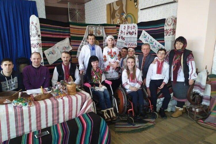 Ковельчани з інвалідністю стали лауреатами міжнародного конкурсу (Фото)