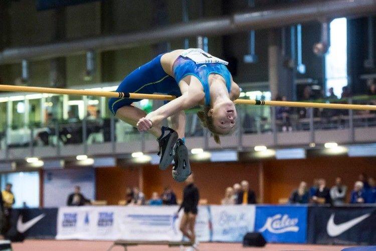 Українка Аліна Шух виграла турнір з легкоатлетичного багатоборства в Талліні