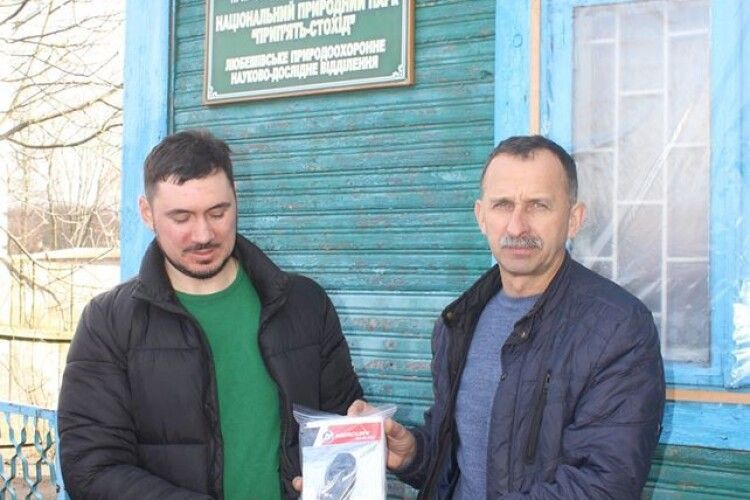 Природоохоронці отримали можливість дістатися до найвіддаленіших куточків НП «Прип'ять-Стохід»
