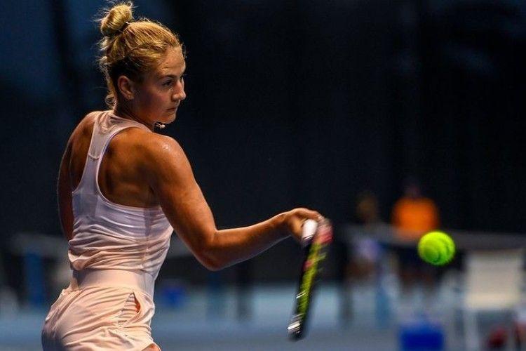 15-річна українка продовжує приголомшувати тенісний світ