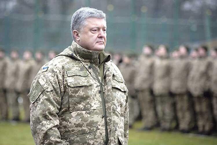 Російські бойовики порушили «кримінальну справу» проти Порошенка
