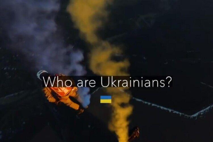 «Who are ukrainians?»: мережу підкорює відео відомого блогера про українців