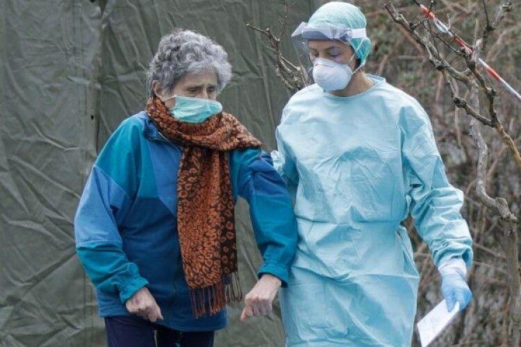 У Луцькому геріатричному пансіонаті – спалах коронавірусу, четверо людей померли