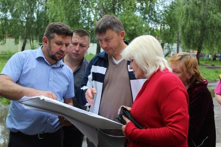 У Ковелі ремонтуватимуть бульвар Лесі Українки